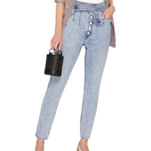 GRLFRND Daphne Super High Rise Jeans 28